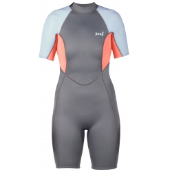 Pianka Damska Xcel Doreen Back Zip Springsuit 2mm