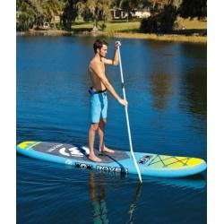 SUP WOW 10'6'' Rover Flatwater komplet z wiosłem i pompką