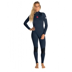 Pianka Damska Rip Curl Dawn Patrol 4/3 Chest Zip
