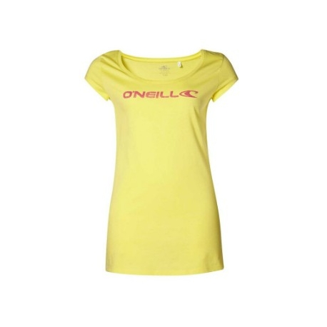 T-SHIRT damski O'neill 2013 LW JENNY S/SLV TEE Light Yellow