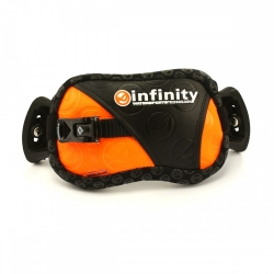 Footstrapy Infinity Raptor 2019 black/orange