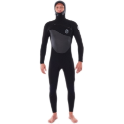 Pianka Męska Rip Curl FlashBomb 6/4mm E6 Hood Chest Zip