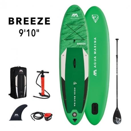 """Deska SUP Aqua Marina Breeze 9'10"""" zestaw"""