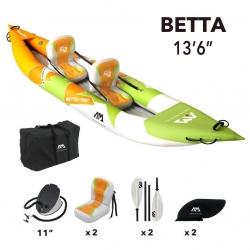 """Kajak Aqua Marina Betta 13'6"""""""