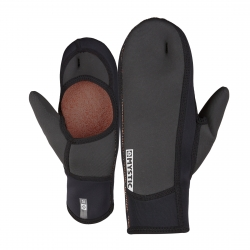 Rękawiczki Mystic Star 3mm Open Palm Bk 2021