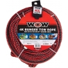 Lina do holowania WOW Bangee Rope 4-os 50FT