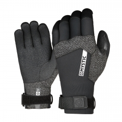 Rękawiczki Mystic Marshall 3mm 5Finger Bk 2021