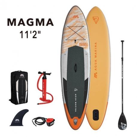 """Deska SUP Aqua Marina Monster 12'0""""/ pompka/ wiosło"""
