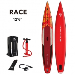 """Deska SUP Aqua Marina Race 12'6"""" (381cm - 320l)"""