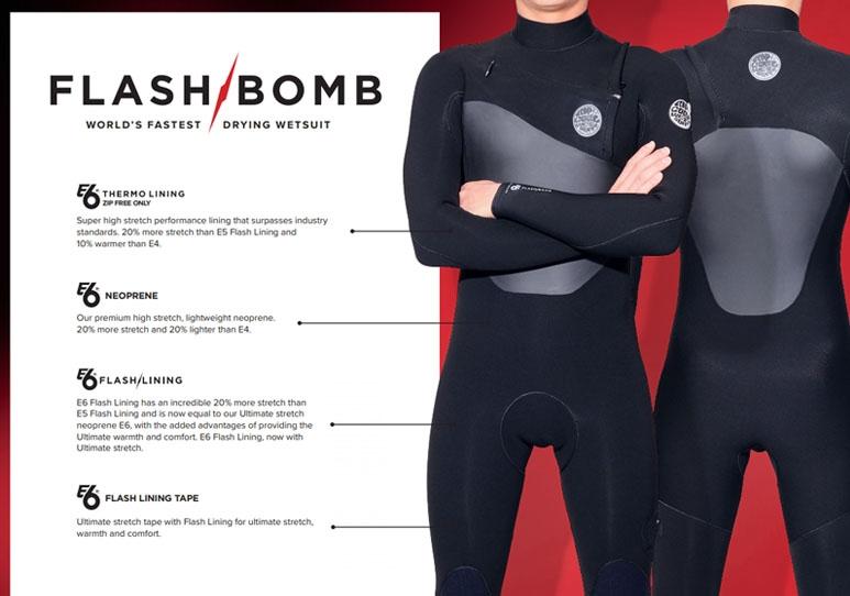 Flash Bomb Rip Curl